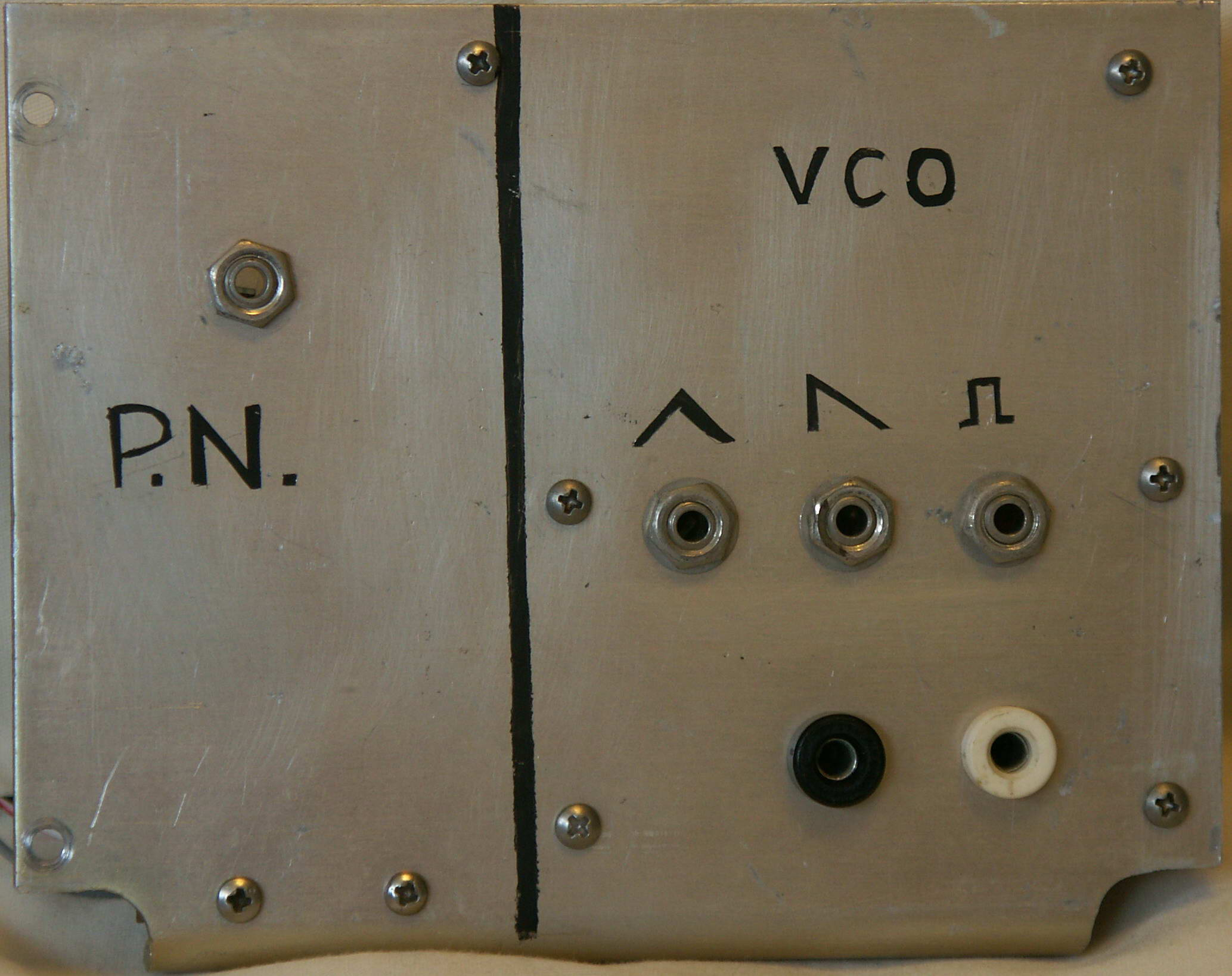 Full Text Of Synth Diy Mailing List White Noise Generator Circuit With Mm5837n